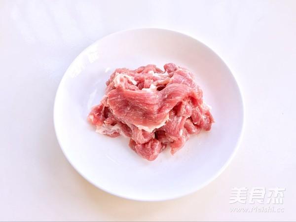 豆花水煮肉的家常做法