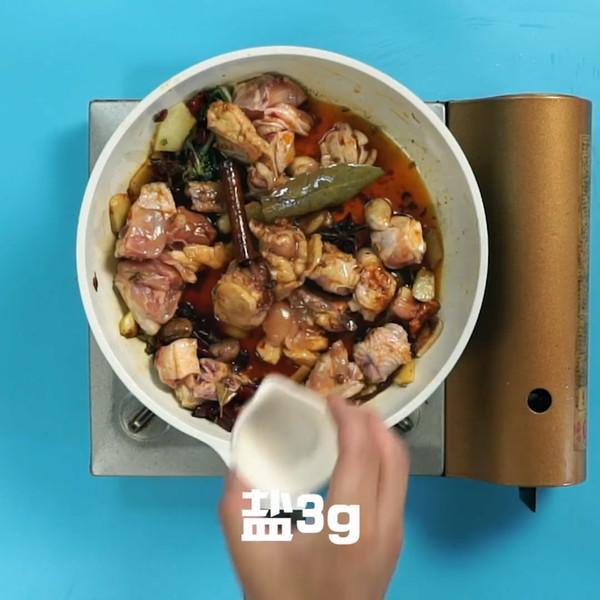 大盘鸡怎么吃