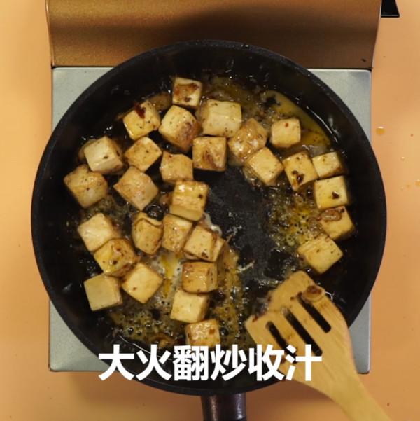 红烧豆腐的简单做法