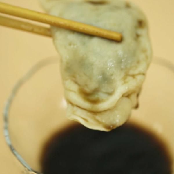 韭菜饺子怎么炒