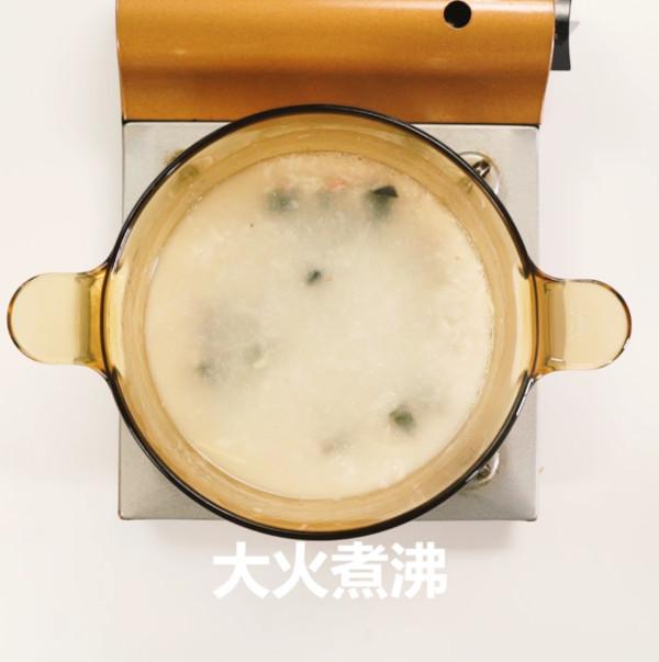 皮蛋瘦肉粥的简单做法