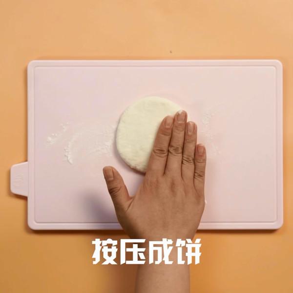 烫面饼的简单做法