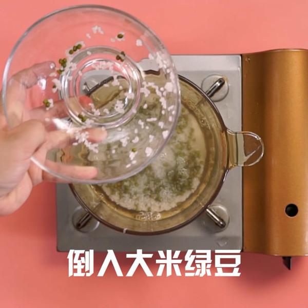 绿豆粥的做法图解