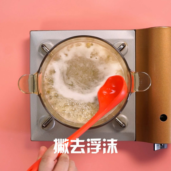 绿豆粥的简单做法