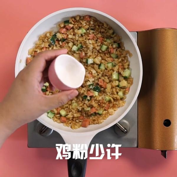 酱油炒饭怎么做