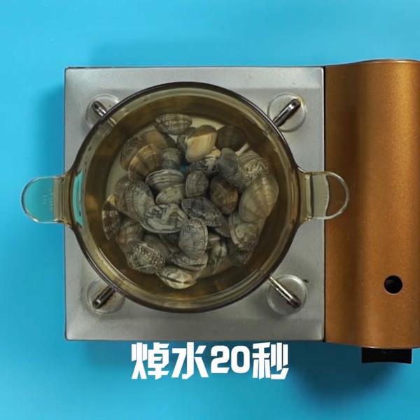 辣炒花蛤的做法大全