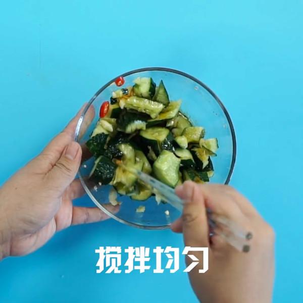 拍黄瓜的简单做法