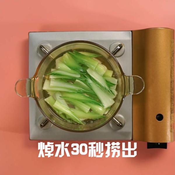 上海青的做法图解