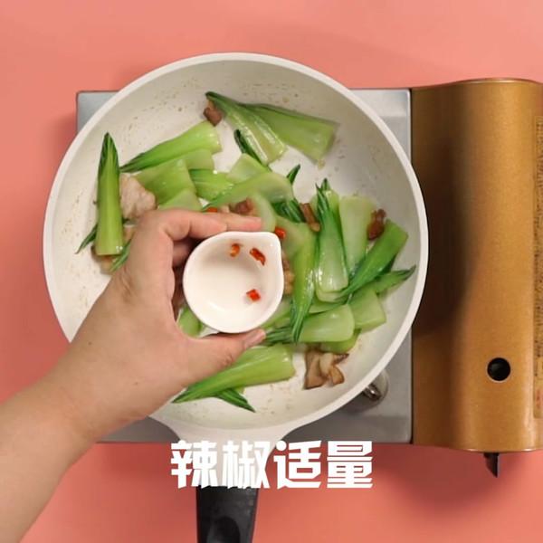 上海青怎么炒