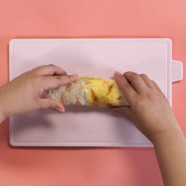土豆丝卷饼怎样做