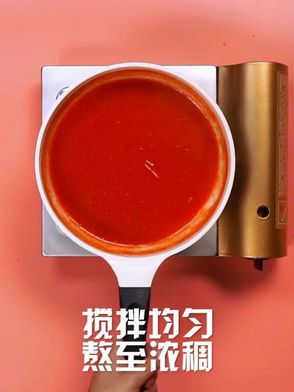 番茄酱怎么吃