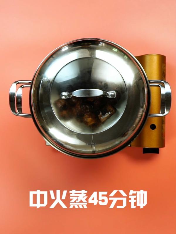 豆豉蒸排骨的简单做法