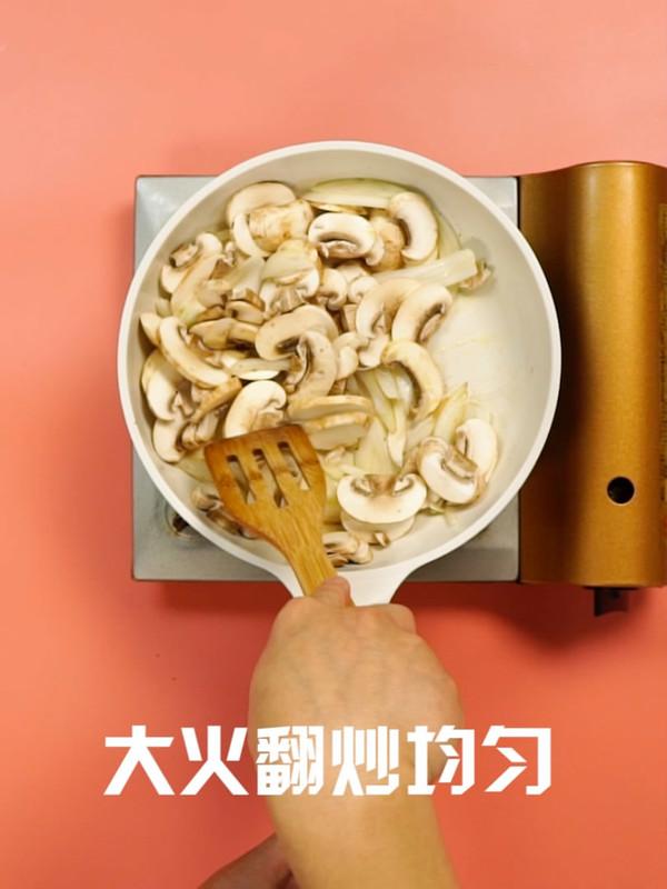 奶油蘑菇汤怎么吃