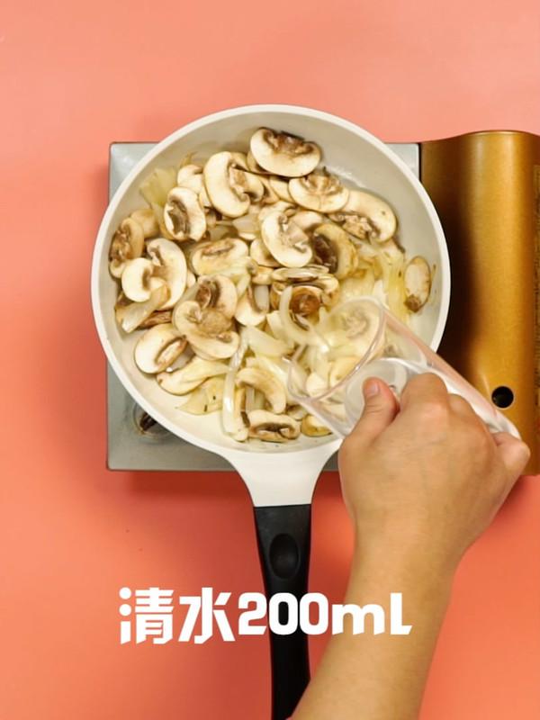 奶油蘑菇汤怎么做