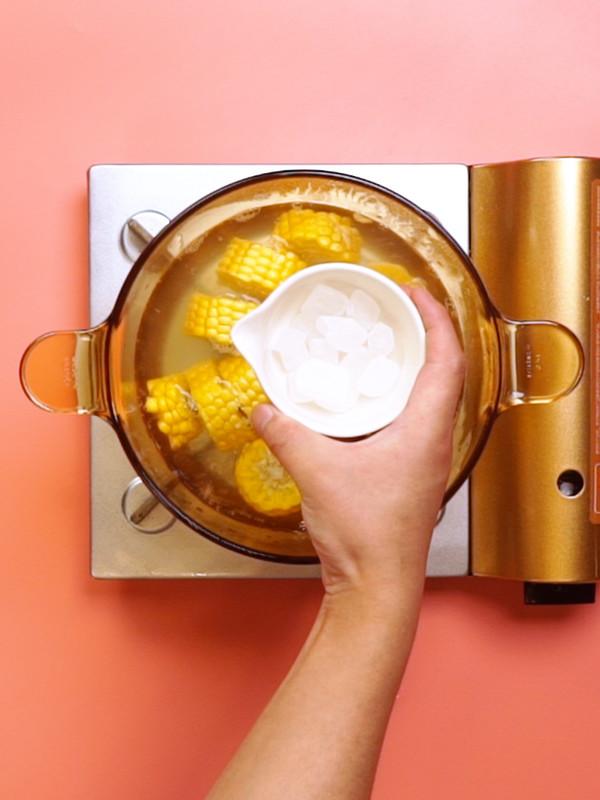 煮玉米的简单做法