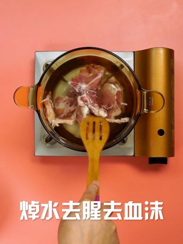酱排骨的做法图解