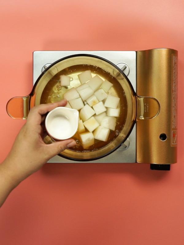 冬瓜丸子汤的简单做法