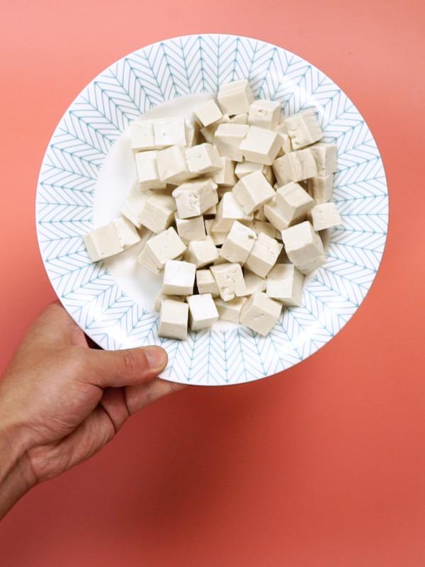 凉拌豆腐的做法图解