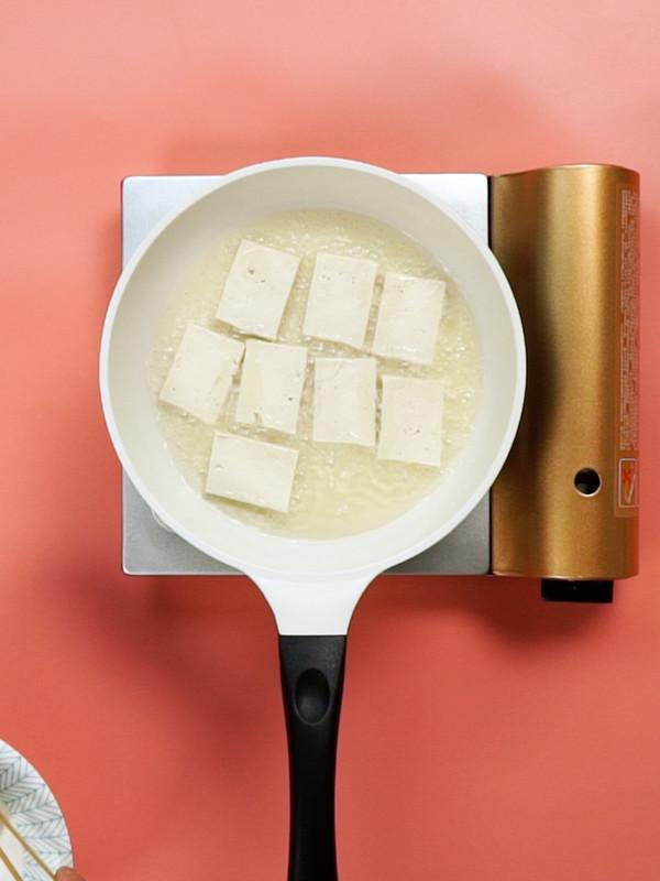 铁板豆腐的做法图解