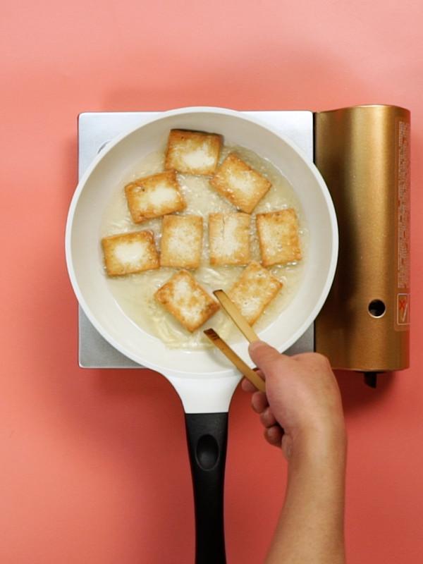铁板豆腐的家常做法