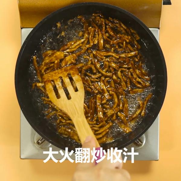 京酱肉丝的家常做法