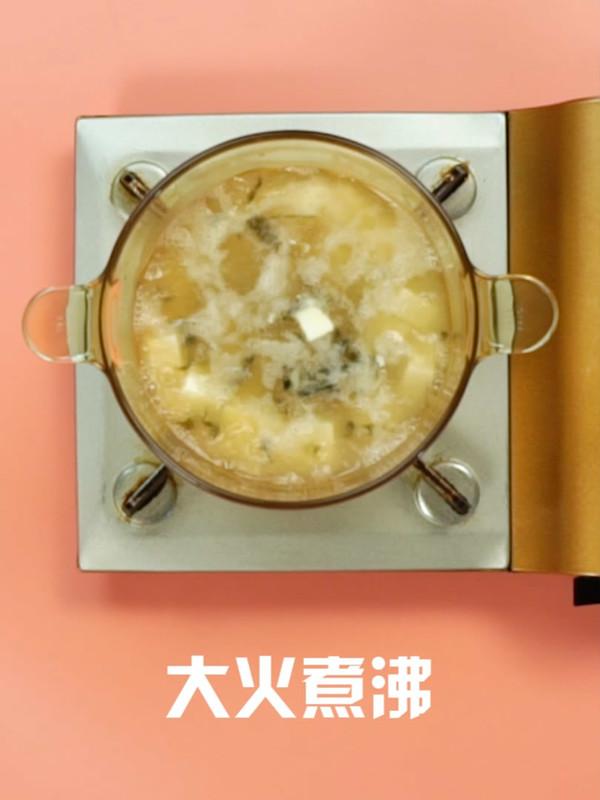 味噌汤怎么吃