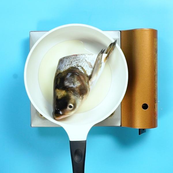 鱼头汤的简单做法