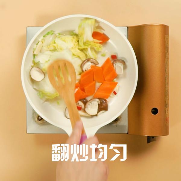 炒白菜的简单做法