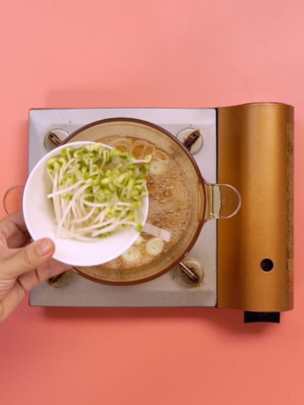 醒酒汤的简单做法