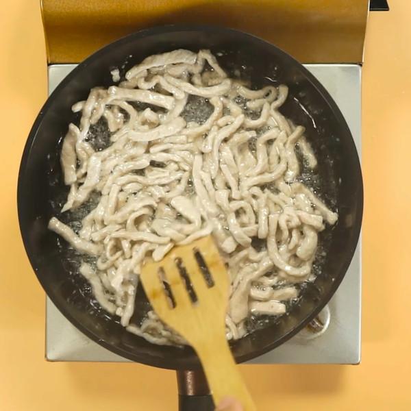 京酱肉丝的做法图解