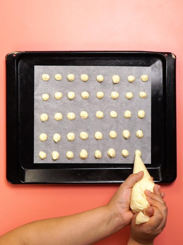 蛋香小饼干怎么吃