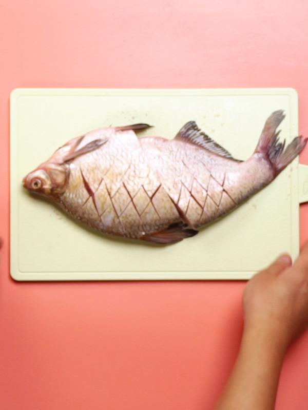 红烧武昌鱼的做法大全