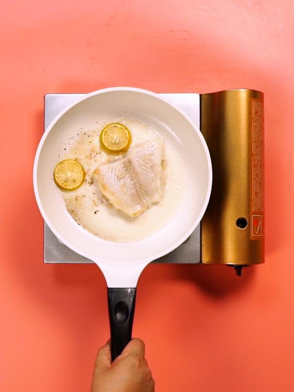 香煎龙利鱼的简单做法