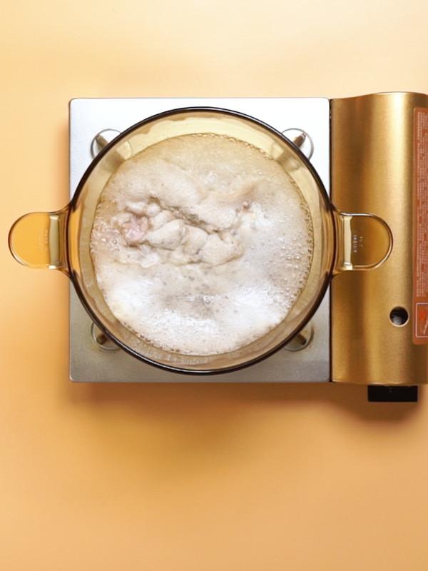 当归生姜羊肉汤的做法图解