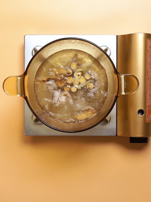 当归生姜羊肉汤的简单做法