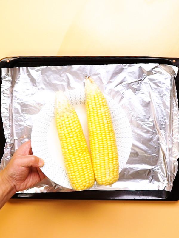 烤玉米的做法大全