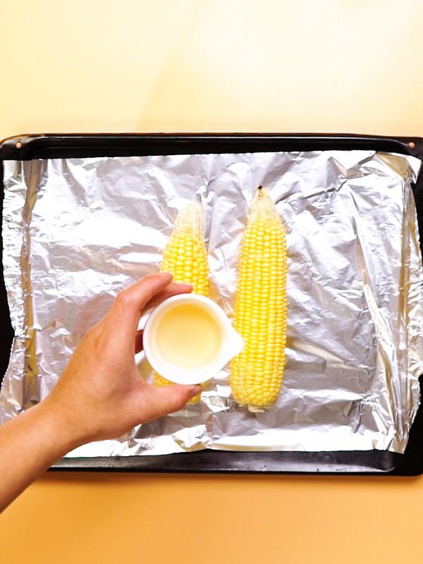 烤玉米的做法图解