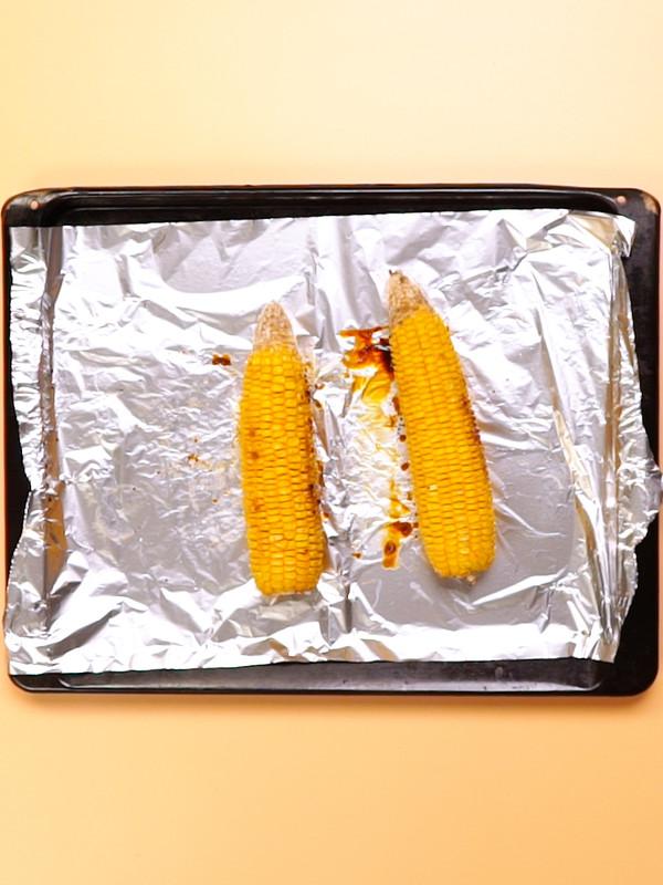 烤玉米的简单做法