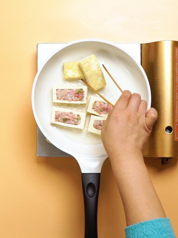 客家酿豆腐的家常做法