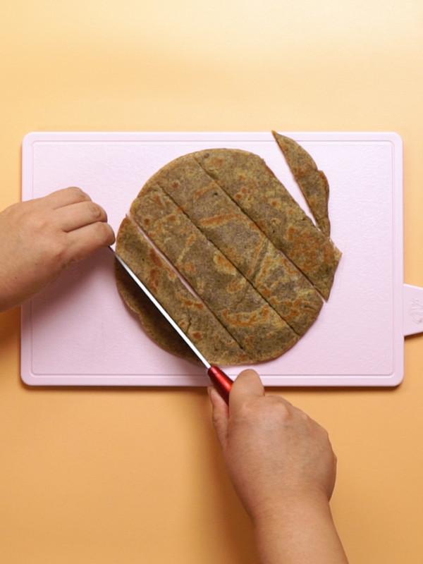锅巴菜的家常做法