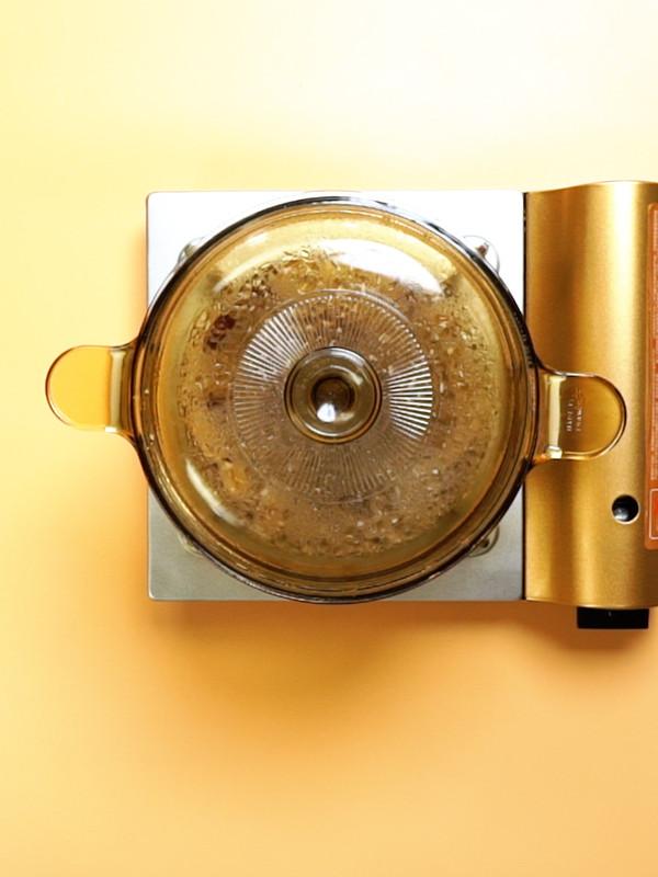红豆糖水的家常做法