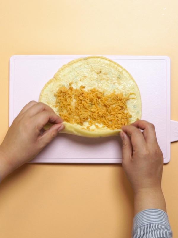 肉松饼的简单做法