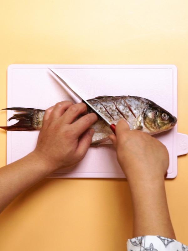 清蒸鲤鱼的做法图解