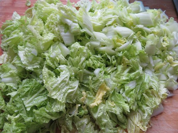 猪肉白菜炖粉条的做法大全