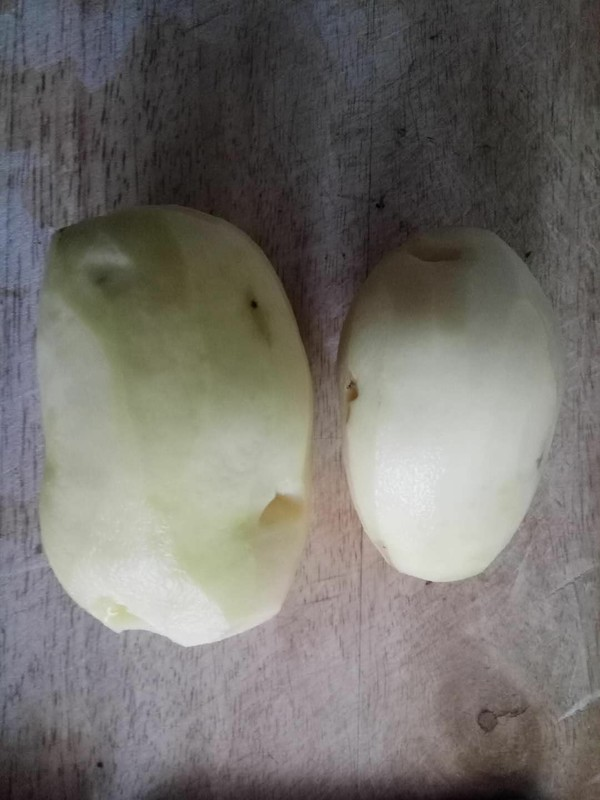 家味土豆丝