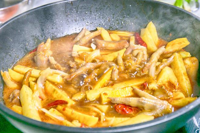 香辣肉蟹煲的简单做法