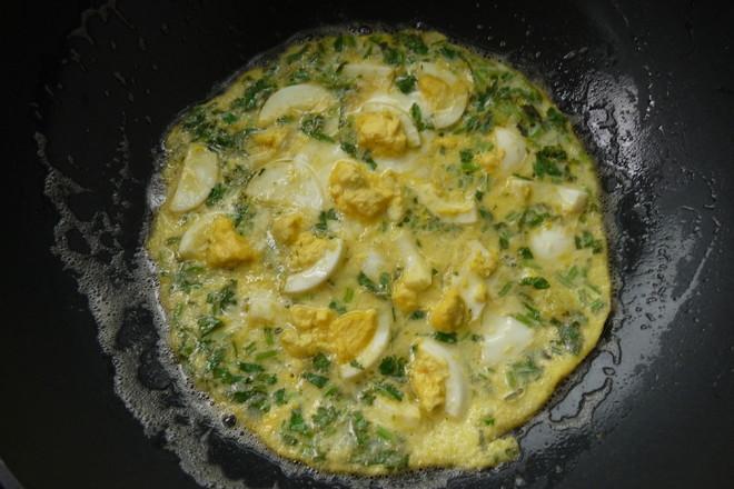 香菜焗蛋怎么做