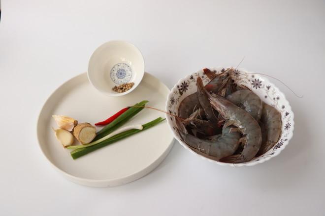 胡椒烤大虾#晚餐#的做法大全