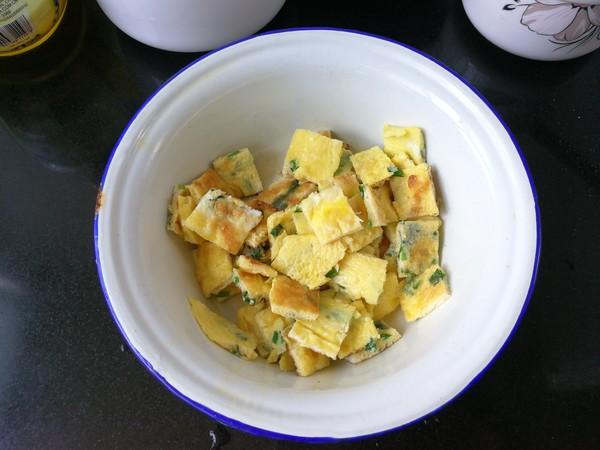 子姜蛋炒杂粮饭怎么吃