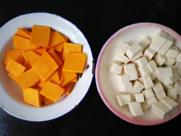 美食DIY ——素蟹粉豆腐
